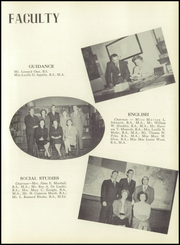 Page 13, 1948 Edition, Montgomery Blair High School - Silverlogue Yearbook (Silver Spring, MD) online yearbook collection