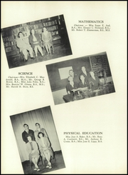 Page 14, 1948 Edition, Montgomery Blair High School - Silverlogue Yearbook (Silver Spring, MD) online yearbook collection