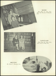 Page 16, 1948 Edition, Montgomery Blair High School - Silverlogue Yearbook (Silver Spring, MD) online yearbook collection