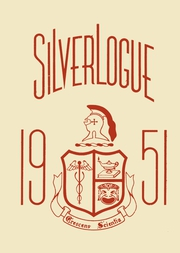 Montgomery Blair High School - Silverlogue Yearbook (Silver Spring, MD) online yearbook collection, 1951 Edition, Page 1