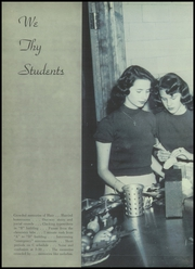 Page 10, 1953 Edition, Montgomery Blair High School - Silverlogue Yearbook (Silver Spring, MD) online yearbook collection