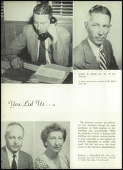 Page 12, 1953 Edition, Montgomery Blair High School - Silverlogue Yearbook (Silver Spring, MD) online yearbook collection