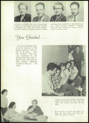 Page 14, 1953 Edition, Montgomery Blair High School - Silverlogue Yearbook (Silver Spring, MD) online yearbook collection