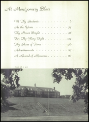 Page 9, 1953 Edition, Montgomery Blair High School - Silverlogue Yearbook (Silver Spring, MD) online yearbook collection