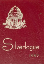 Montgomery Blair High School - Silverlogue Yearbook (Silver Spring, MD) online yearbook collection, 1957 Edition, Page 1