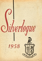 1958 Edition, Montgomery Blair High School - Silverlogue Yearbook (Silver Spring, MD)