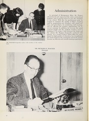 Page 16, 1964 Edition, Montgomery Blair High School - Silverlogue Yearbook (Silver Spring, MD) online yearbook collection