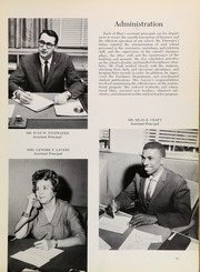 Page 17, 1964 Edition, Montgomery Blair High School - Silverlogue Yearbook (Silver Spring, MD) online yearbook collection
