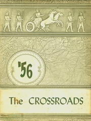 Page 1, 1956 Edition, Gwynn Park High School - Crossroads Yearbook (Brandywine, MD) online yearbook collection