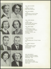 Page 11, 1956 Edition, Gwynn Park High School - Crossroads Yearbook (Brandywine, MD) online yearbook collection