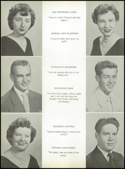 Page 14, 1956 Edition, Gwynn Park High School - Crossroads Yearbook (Brandywine, MD) online yearbook collection