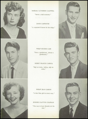 Page 15, 1956 Edition, Gwynn Park High School - Crossroads Yearbook (Brandywine, MD) online yearbook collection