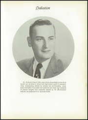 Page 7, 1956 Edition, Gwynn Park High School - Crossroads Yearbook (Brandywine, MD) online yearbook collection