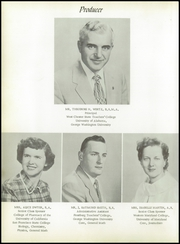 Page 8, 1956 Edition, Gwynn Park High School - Crossroads Yearbook (Brandywine, MD) online yearbook collection