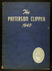 Page 1, 1940 Edition, Patterson High School - Clipper Yearbook (Baltimore, MD) online yearbook collection