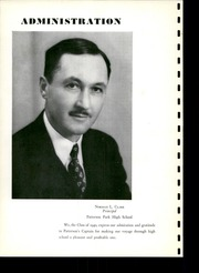 Page 12, 1940 Edition, Patterson High School - Clipper Yearbook (Baltimore, MD) online yearbook collection