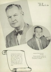 Page 10, 1947 Edition, Patterson High School - Clipper Yearbook (Baltimore, MD) online yearbook collection