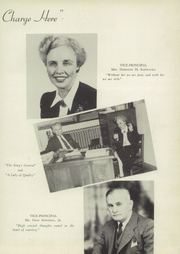 Page 11, 1947 Edition, Patterson High School - Clipper Yearbook (Baltimore, MD) online yearbook collection