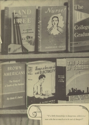 Page 3, 1947 Edition, Patterson High School - Clipper Yearbook (Baltimore, MD) online yearbook collection