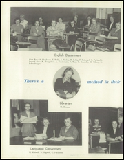 Page 14, 1951 Edition, Patterson High School - Clipper Yearbook (Baltimore, MD) online yearbook collection