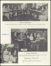 Page 15, 1951 Edition, Patterson High School - Clipper Yearbook (Baltimore, MD) online yearbook collection
