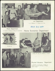 Page 17, 1951 Edition, Patterson High School - Clipper Yearbook (Baltimore, MD) online yearbook collection
