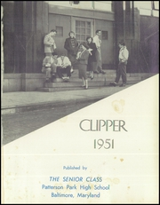 Page 5, 1951 Edition, Patterson High School - Clipper Yearbook (Baltimore, MD) online yearbook collection