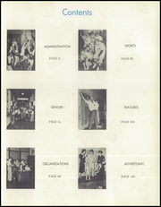 Page 9, 1951 Edition, Patterson High School - Clipper Yearbook (Baltimore, MD) online yearbook collection