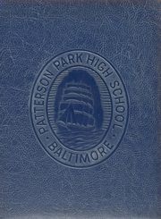 Page 1, 1952 Edition, Patterson High School - Clipper Yearbook (Baltimore, MD) online yearbook collection
