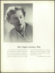 Page 10, 1952 Edition, Patterson High School - Clipper Yearbook (Baltimore, MD) online yearbook collection