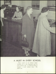 Page 13, 1952 Edition, Patterson High School - Clipper Yearbook (Baltimore, MD) online yearbook collection