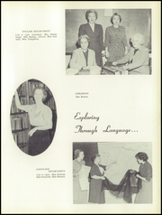 Page 17, 1952 Edition, Patterson High School - Clipper Yearbook (Baltimore, MD) online yearbook collection