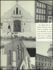 Page 8, 1952 Edition, Patterson High School - Clipper Yearbook (Baltimore, MD) online yearbook collection