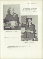 Page 15, 1956 Edition, Patterson High School - Clipper Yearbook (Baltimore, MD) online yearbook collection