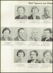 Page 16, 1956 Edition, Patterson High School - Clipper Yearbook (Baltimore, MD) online yearbook collection