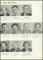 Page 17, 1956 Edition, Patterson High School - Clipper Yearbook (Baltimore, MD) online yearbook collection
