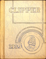 1959 Edition, Patterson High School - Clipper Yearbook (Baltimore, MD)