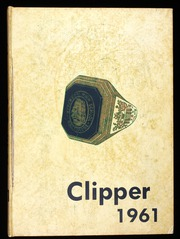 1961 Edition, Patterson High School - Clipper Yearbook (Baltimore, MD)