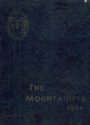 1945 Edition, Beall High School - Mountaineer Yearbook (Frostburg, MD)