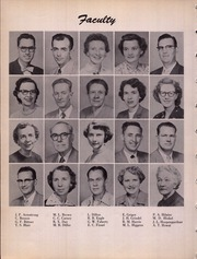Page 10, 1956 Edition, Beall High School - Mountaineer Yearbook (Frostburg, MD) online yearbook collection