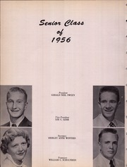 Page 14, 1956 Edition, Beall High School - Mountaineer Yearbook (Frostburg, MD) online yearbook collection