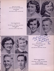 Page 15, 1956 Edition, Beall High School - Mountaineer Yearbook (Frostburg, MD) online yearbook collection