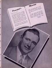 Page 9, 1956 Edition, Beall High School - Mountaineer Yearbook (Frostburg, MD) online yearbook collection