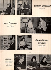 Page 10, 1958 Edition, Beall High School - Mountaineer Yearbook (Frostburg, MD) online yearbook collection