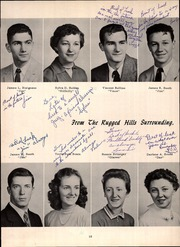 Page 14, 1958 Edition, Beall High School - Mountaineer Yearbook (Frostburg, MD) online yearbook collection