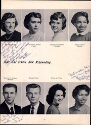 Page 15, 1958 Edition, Beall High School - Mountaineer Yearbook (Frostburg, MD) online yearbook collection