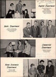 Page 8, 1958 Edition, Beall High School - Mountaineer Yearbook (Frostburg, MD) online yearbook collection