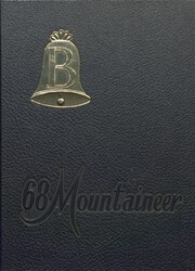 1968 Edition, Beall High School - Mountaineer Yearbook (Frostburg, MD)