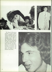 Page 12, 1976 Edition, Mount Hebron High School - Valhalla Yearbook (Ellicott City, MD) online yearbook collection