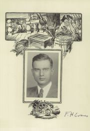 Page 11, 1934 Edition, Bethesda Chevy Chase High School - Pine Tree Yearbook (Bethesda, MD) online yearbook collection